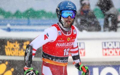 Hargassner sponzoruje světový pohár ve slalomu