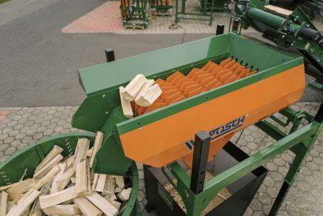 Novinka: Čisté palivové dřevo