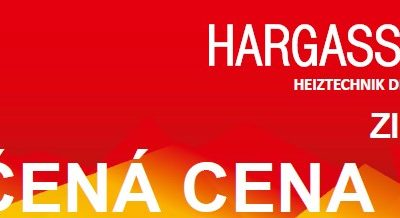 Zaručená cena kotlů Hargassner